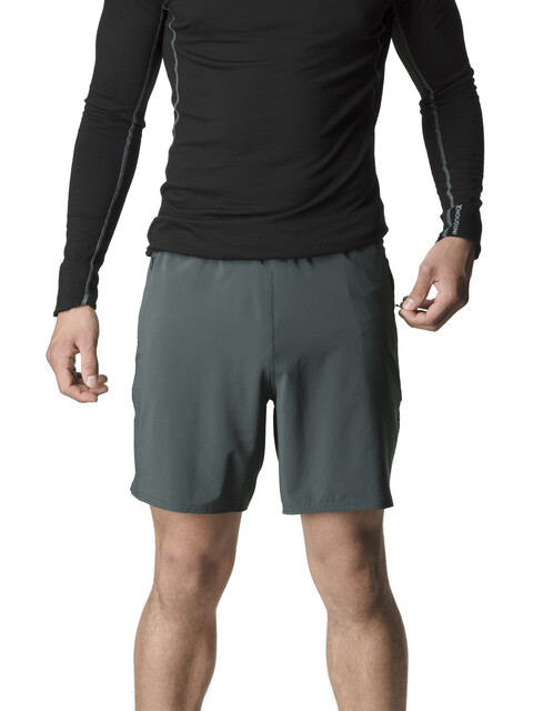 Houdini M's Light Shorts Gust Green